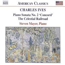 Ives / Mayer / Shale: Concord Sonata, CD