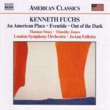 """Kenneth Fuchs (geb. 1956): Konzert für Englischhorn & Orchester """"Eventide"""", CD"""