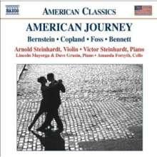 American Journey, CD