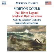 Morton Gould (1913-1996): Fall River Legend (Ballettmusik), CD