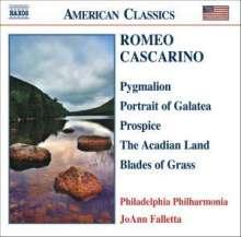 Romeo Cascarino (1922-2002): Orchesterwerke, CD