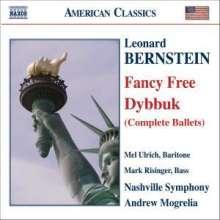 Leonard Bernstein (1918-1990): Dybbuk - Ballettmusik, CD