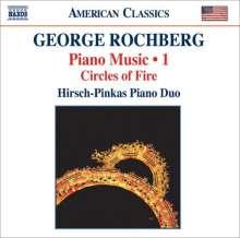 George Rochberg (geb. 1918): Klaviermusik Vol.1, CD