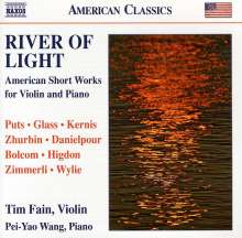 Tim Fain - River of Light, CD