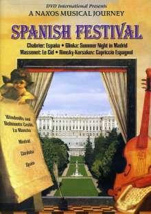 Spanish Festival, DVD