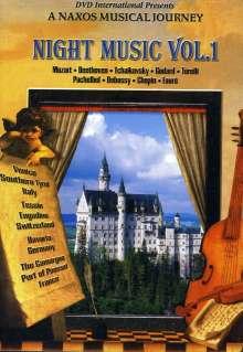 Night Music Vol.1, DVD