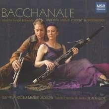 Guy Few & Nadina Mackie Jackson - Bacchanale, CD