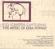 Ezra Pound (1885-1972): Werke, CD