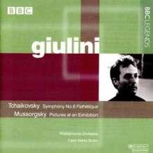 Carlo Maria Giulini dirigiert, CD