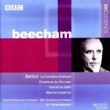 Thomas Beecham dirigiert Berlioz, CD