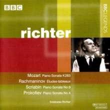 Richter Spielt Scriabin/+, CD