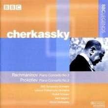 Shura Cherkassky spielt Klavierkonzerte, CD