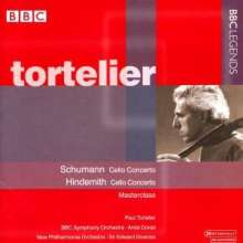Paul Tortelier spielt Cellokonzerte, CD