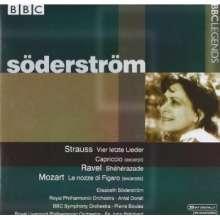 Elisabeth Söderström singt Arien & Lieder, CD