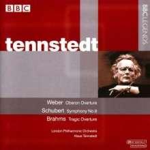 Klaus Tennstedt dirigiert, CD