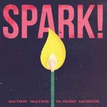 """Soulive & Karl Denson: Spark EP, Single 12"""""""
