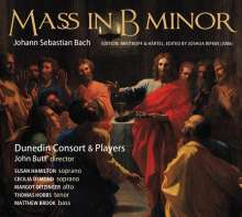 Johann Sebastian Bach (1685-1750): Messe h-moll BWV 232, 2 SACDs