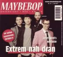 Maybebop: Extrem nah dran, CD