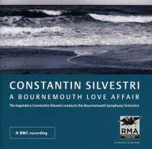 Constantin Silvestri conducts the Bournemouth Symphony Orchestra, 2 CDs