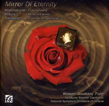 Wissam Boustany - Mirror of Eternity, CD