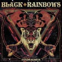 Black Rainbows: Pandaemonium (Limited-Edition) (Splatter Vinyl), LP