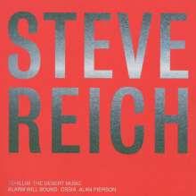 Steve Reich (geb. 1936): The Desert Music, CD