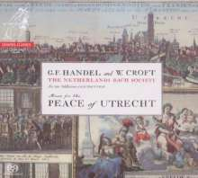 William Croft (1678-1727): Ode for the Peace of Utrecht, SACD