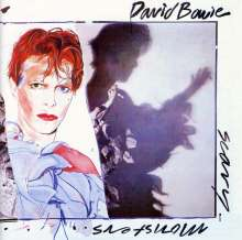 David Bowie: Scary Monsters, CD