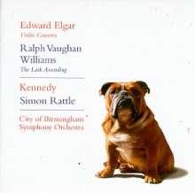 Edward Elgar (1857-1934): Violinkonzert op.61, CD