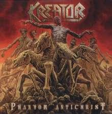 Kreator: Phantom Antichrist (180g) (Limited Edition) (Yellow Vinyl) (45 RPM), 2 LPs