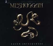 Meshuggah: Catch Thirtythr33 (Limited Edition), CD