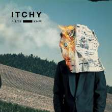 Itchy (ex-Itchy Poopzkid): All We Know, CD
