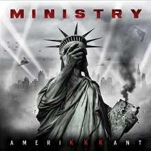 Ministry: AmeriKKKant, CD