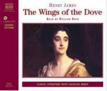 James,Henry:The Wings of the Dove, 3 CDs