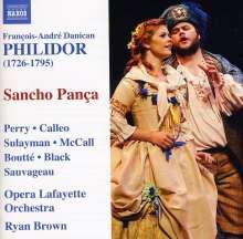 Francois-Andre Danican Philidor (1726-1795): Sancho Panca, CD