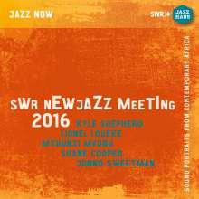 Jazz Sampler: SWR New Jazz Meeting 2016, 2 CDs