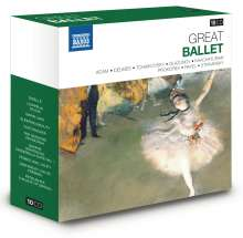 Great Ballet, 10 CDs