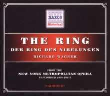 Richard Wagner (1813-1883): Der Ring des Nibelungen, 11 CDs