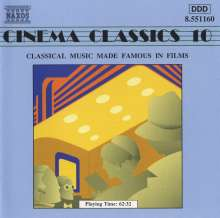 Cinema Classics Vol.10, CD