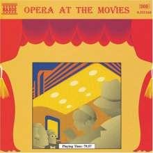 Opera at the Movies, CD