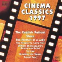Cinema Classics 1997, CD