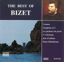 The Best of Bizet, CD