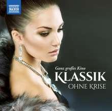 Klassik ohne Krise - Ganz großes Kino, 2 CDs