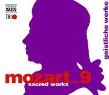 Wolfgang Amadeus Mozart (1756-1791): Naxos Mozart-Edition 9 - Geistliche Werke, 3 CDs