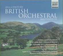 20th Century British Orchestral Masterpieces, 5 CDs