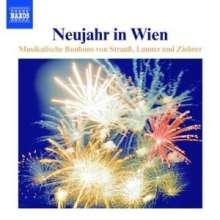 Neujahr in Wien, CD