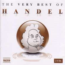The Very Best of Händel, 2 CDs