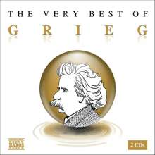 The Very Best of Grieg, 2 CDs
