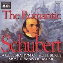 Romantic Schubert, CD