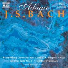 Adagio - J.S.Bach, CD